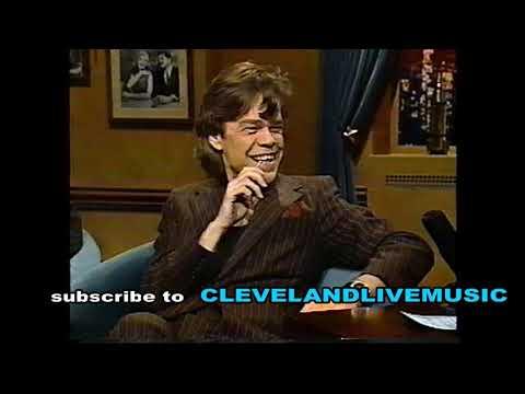 David Johansen - interview  - Conan O'Brien 4/20/95 of 1 of 2