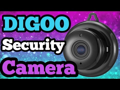 DIGOO M1Q 960P HD 2.8mm Lens Home Security Camera Review