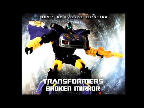 Transformers: Broken Mirror Soundtrack - 6 Treadshot's Human Mode(Unused)