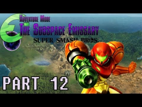 preview-Gaming with the Kwings - SSBB The Subspace Emissary part 12 co-op (Kwings)