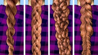 Video 20 EASY HAIRSTYLES TO MAKE IN 5 MINUTES MP3, 3GP, MP4, WEBM, AVI, FLV Juni 2019