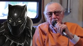 Video Stan Lee on why Black Panther is his most anticipated Marvel movie MP3, 3GP, MP4, WEBM, AVI, FLV Februari 2018
