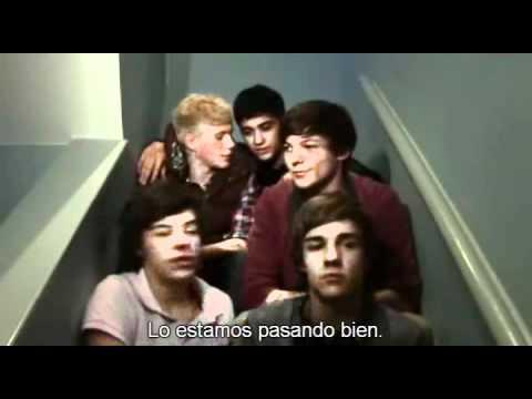 One Direction - Video Diary 1 (Subtitulos en Español)