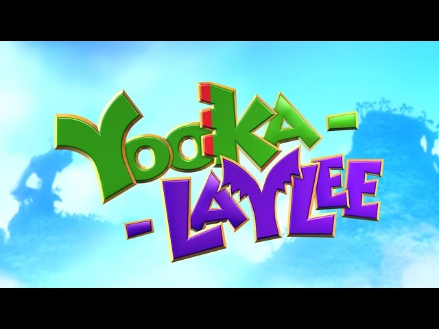 Yooka-Laylee - Multiplayer Reveal Trailer
