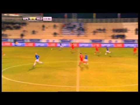 Milos Dragojevic, Widzew Lodz (Copa del Sol, Spain) Part 1