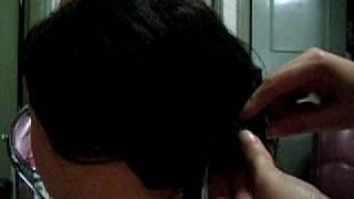 短髮set頭教學(長髮亦合用)