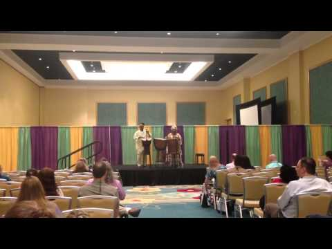 Orisirisi At The Florida Library Association Conference 2013