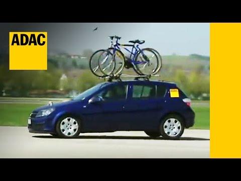 Fahrradträger im Test | ADAC
