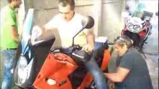 8. Cardoso KTM 950 Adventure