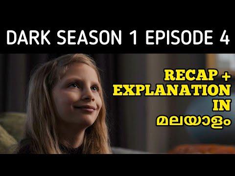 Dark Series Season 1 Episode 4  - Recap & Explanation in Malayalam