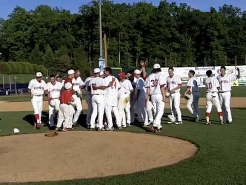 Sacred Heart Baseball Repeats as NEC Champions in 2012 - Highlights and Final Out