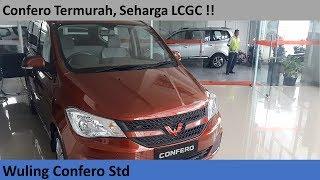 Download Video Wuling Confero Std review - Indonesia MP3 3GP MP4