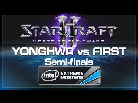 [IEM CeBIT 13 - Playoffs] YongHwa vs First