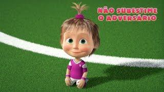 Pocoyo português Brasil - Masha e o Urso -  Não Subestime o Adversário  Edição de Futebol
