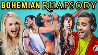 Video Adults React To Bohemian Rhapsody Trailer (Queen/Freddie Mercury Movie) MP3, 3GP, MP4, WEBM, AVI, FLV Januari 2019