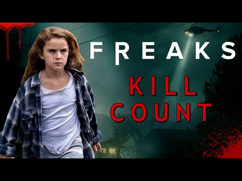 Freaks (2018) - Kill Count S05 - Death Central
