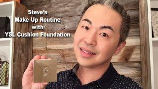 In this episode of Mr. Jan All In One, Steve reviews the latest cushion foundation from YSL.Steve Jan Social NetworksFacebook: https://www.facebook.com/MrJanAllInOneTwitter: https://twitter.com/MrJanAllInOneBlog: http://www.mrjanallinone.comInstagram: http://instagram.com/mrjanallinone