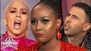 Video Amara La Negra is attacked over her natural hair (L&HH Miami SHOWDOWN) MP3, 3GP, MP4, WEBM, AVI, FLV September 2018