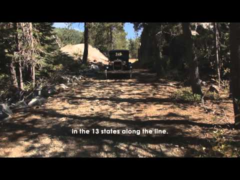 From Dirt to Asphalt: Transforming Donner Pass