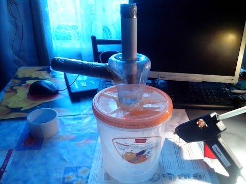 Как сделать мини пылесос в домашних условиях видео
