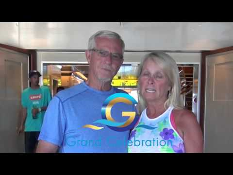 Lester and Sarah Grand Celebration Cruise Testimonial