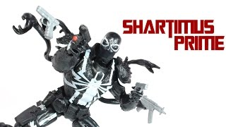 Marvel Legends Agent Venom Walgreens Exclusive Toy Amazing Spider Man 2 Wave Action Figure Review