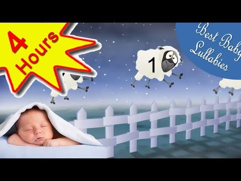 ♥ BABY MUSIC SONGS TO PUT A BABIES TO SLEEP LYRICS LULLABY LULLABIES  Baa Baa Black Sheep  ♥