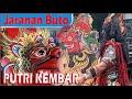 Video VIDEO JARANAN BUTO PUTRI KEMBAR CLURING By Daniya Shooting Siliragung