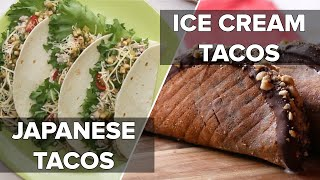 7 Unique Recipes For Taco Night by Tasty