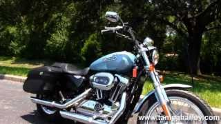 5. Used 2007 Harley-Davidson XL1200L Sportster 1200 Low for Sale