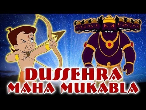 Video Chhota Bheem - Dusshera Maha Mukabla in Dholakpur download in MP3, 3GP, MP4, WEBM, AVI, FLV January 2017