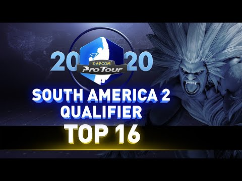 CPT 2020 Online South America #2 - Top 16