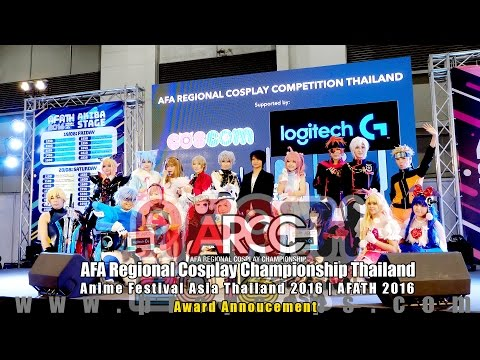 AFATH 2016 | Day 3: ARCC – Award Annoucement