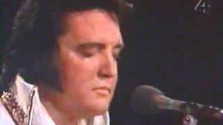 Elvis Presley last song ever 1977