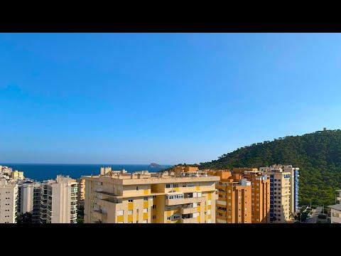 379000€/Недвижимость в Испании/Красивый пентхаус в Бенидорме/Квартира с видом на море/Бухта Ла Кала