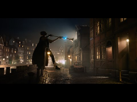 Disney s The BFG Official Trailer