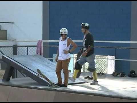 Skate, um esporte que tem crescido no Brasil