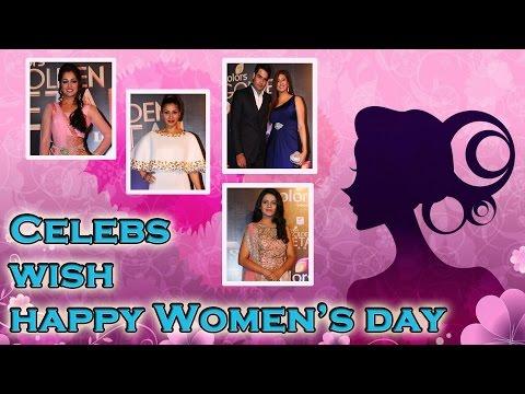 HappyWomensDay : Celebs wish Happy Women's Day