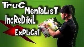 Un truc Mentalist Incredibil pe care oricine il poate face..Sper sa va placa Ora de Magie - locul nr 1 in Romania pentru trucuri, iluzii, scamatorii, escrocherii si multe altele  Episodul Anterior https://www.youtube.com/watch?v=6Fcjkd8eNuY  Pagina OdM Facebook https://www.facebook.com/Orademagie Pagina Personala http://www.facebook.com/barbualexandru Episoade noi in fiecare zi de vineri / sambata https://www.youtube.com/OraDeMagie (Subscribe) Abonati-va la Ora de Magie pentru a vedea cele mai incredibile trucuri  http://www.youtube.com/subscription_center?add_user=OraDeMagie