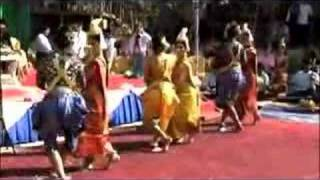 Khmer Culture - New Sithul Khmer Dance Group 2008