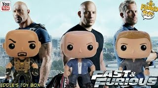 Nonton Fast and The Furious: Brian O'Conner, Dom Toretto, and Luke Hobbs Funko Pop! Review! Film Subtitle Indonesia Streaming Movie Download