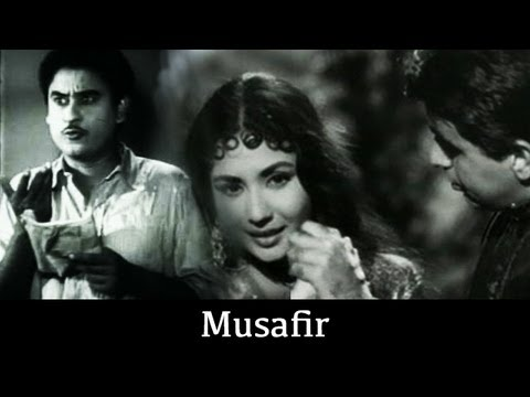 Musafir 1957, 118/365 Bollywood Centenary Celebrations