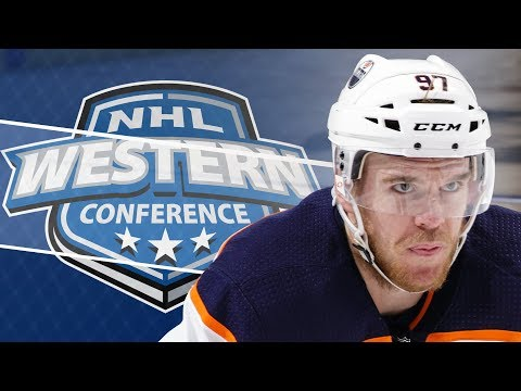 Video: NHL All-Star Game 2019: Top season highlights from Western Conference All-Stars | NBC Sports