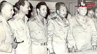 لقطات تاريخية لانسحاب الصهاينة وتنكيس علم إسرائيل ورفع العلم المصري على كامل سيناء