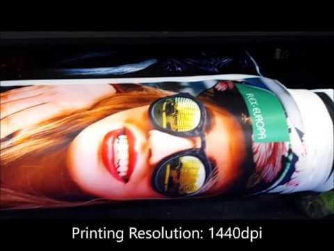 d.gen Teleios Black, Dye-Sublimation Digital Printing by Flex-Europa ME