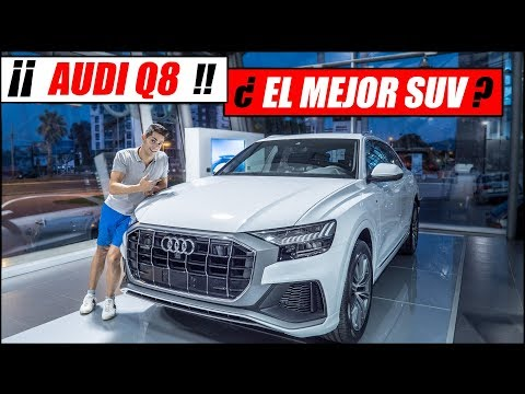 AUDI Q8 SUV  REVIEW EN ESPAÑOL  Supercars of Mike