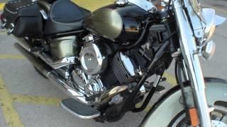 10. 2005 Yamaha V-Star 1100 Silverado - SOLD