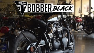 5. The Triumph Bobber Black || You're Not COOL Enough for this Bike