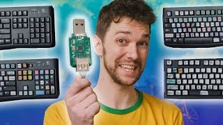 Can your Keyboard do THIS?? - Make ANY key a MACRO!