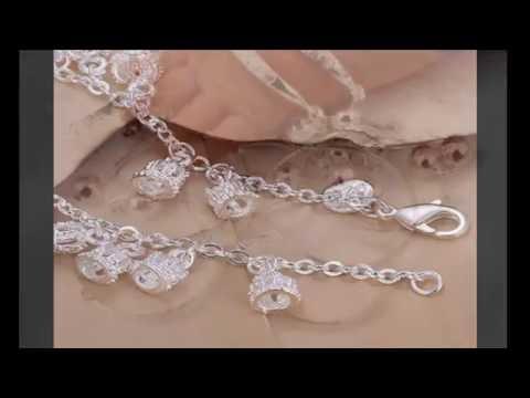 Lý do đeo trang sức bạc